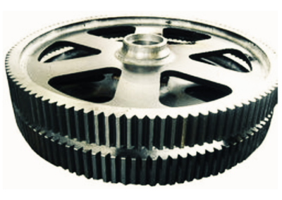 Steel Mill Gear