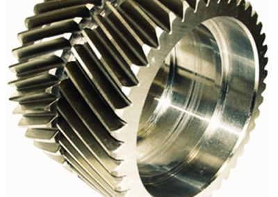Double Helical Pinion Gear