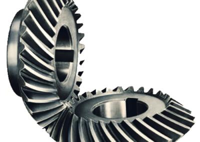 Spiral Bevel