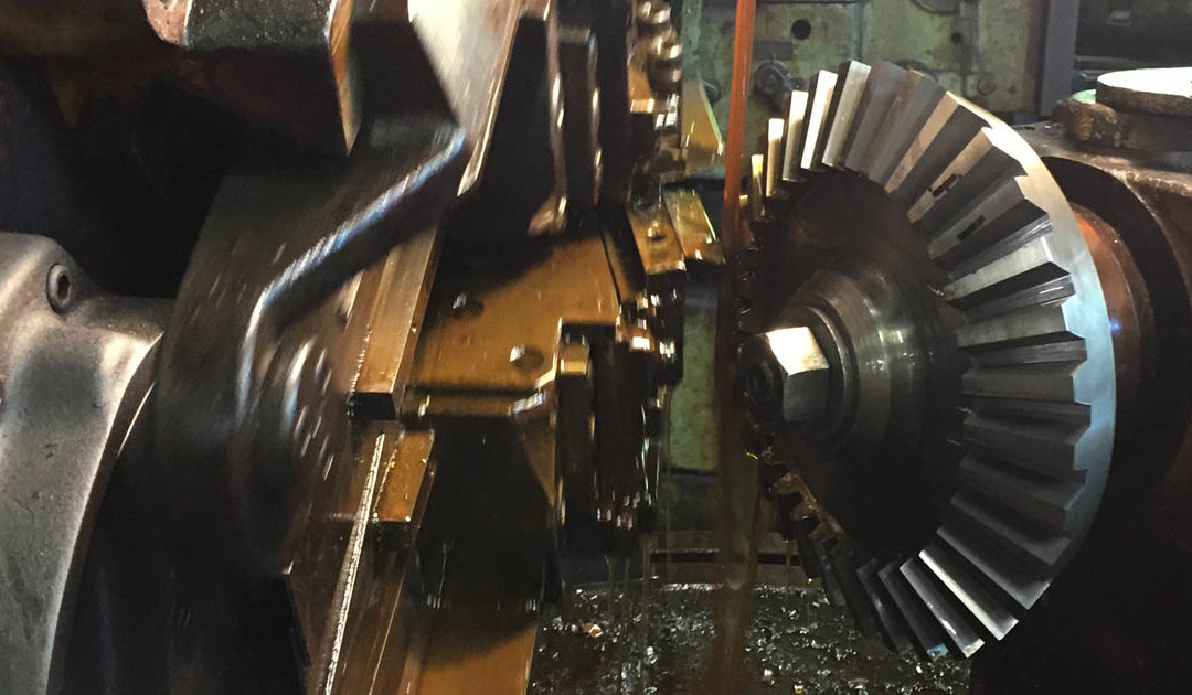 Precision Gear Cutting Equipment Used For Commercial Gears & Sprockets